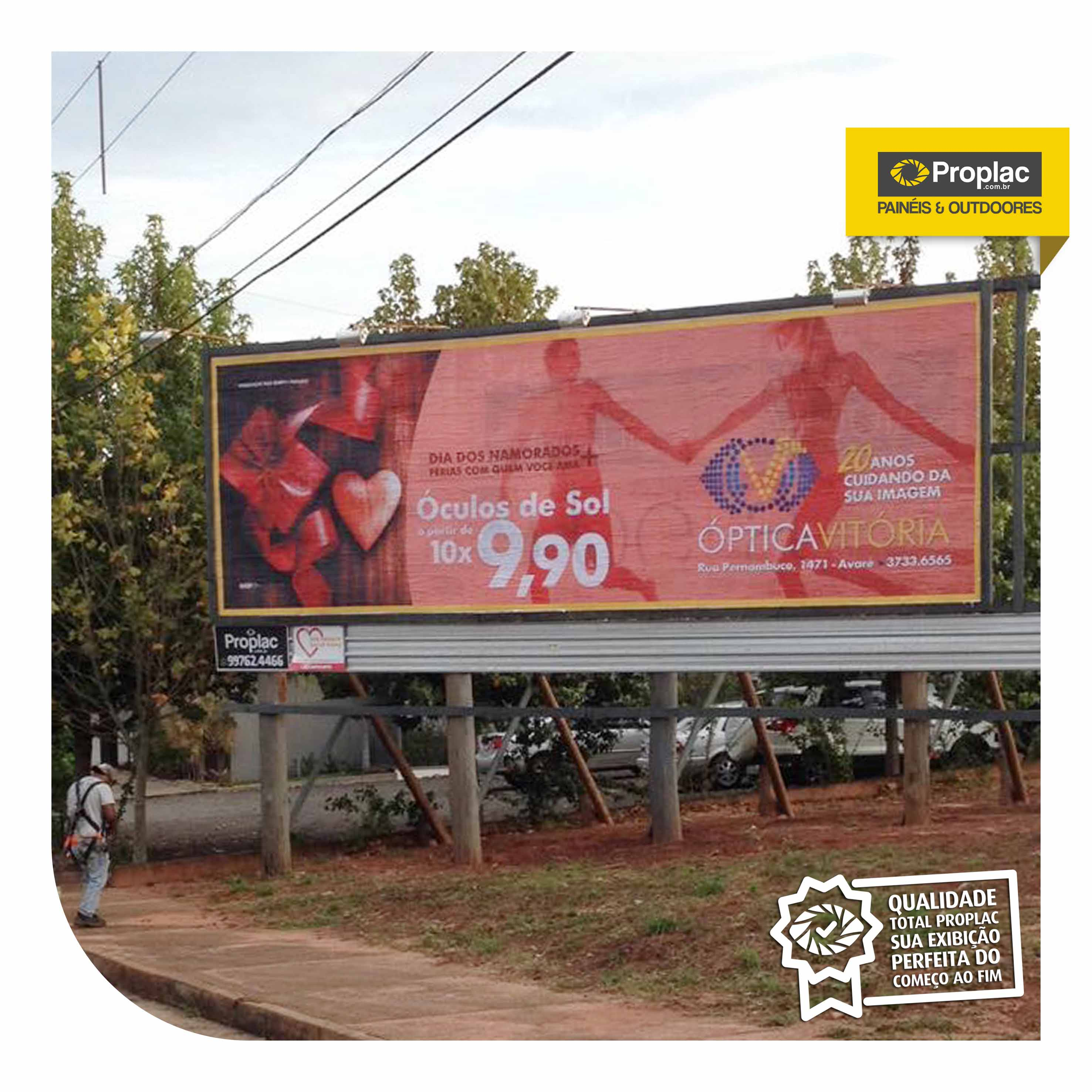 7916b17b67c95 ONDE FICA Óptica Vitória Rua Pernambuco, 1471 – Centro Avaré – SP- Brasil  Tel (14) 3733.6565 www.facebook.com optica-vitoria