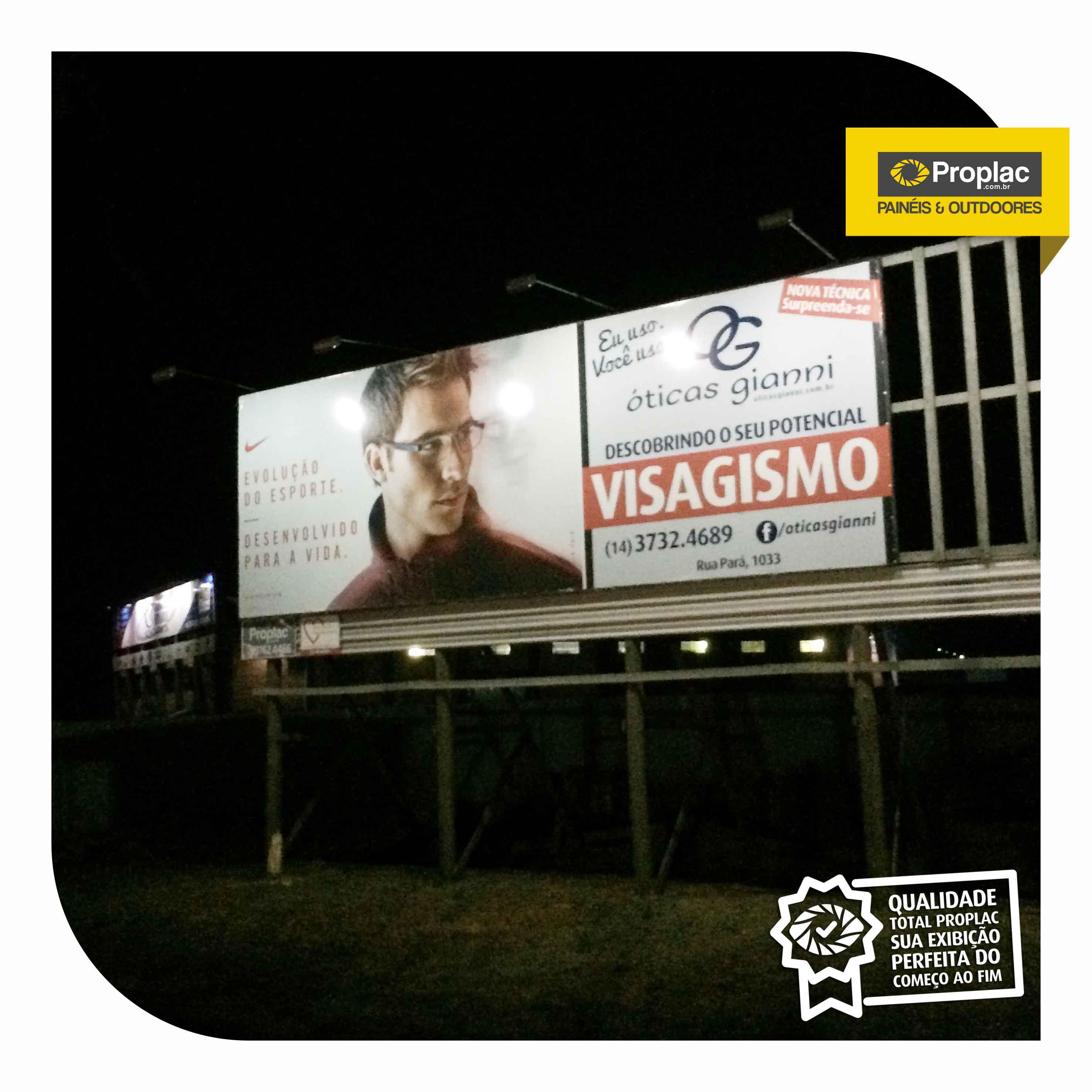 ae6de7c3ae7e8 ONDE FICA Óticas Gianni – Avaré Rua Pará