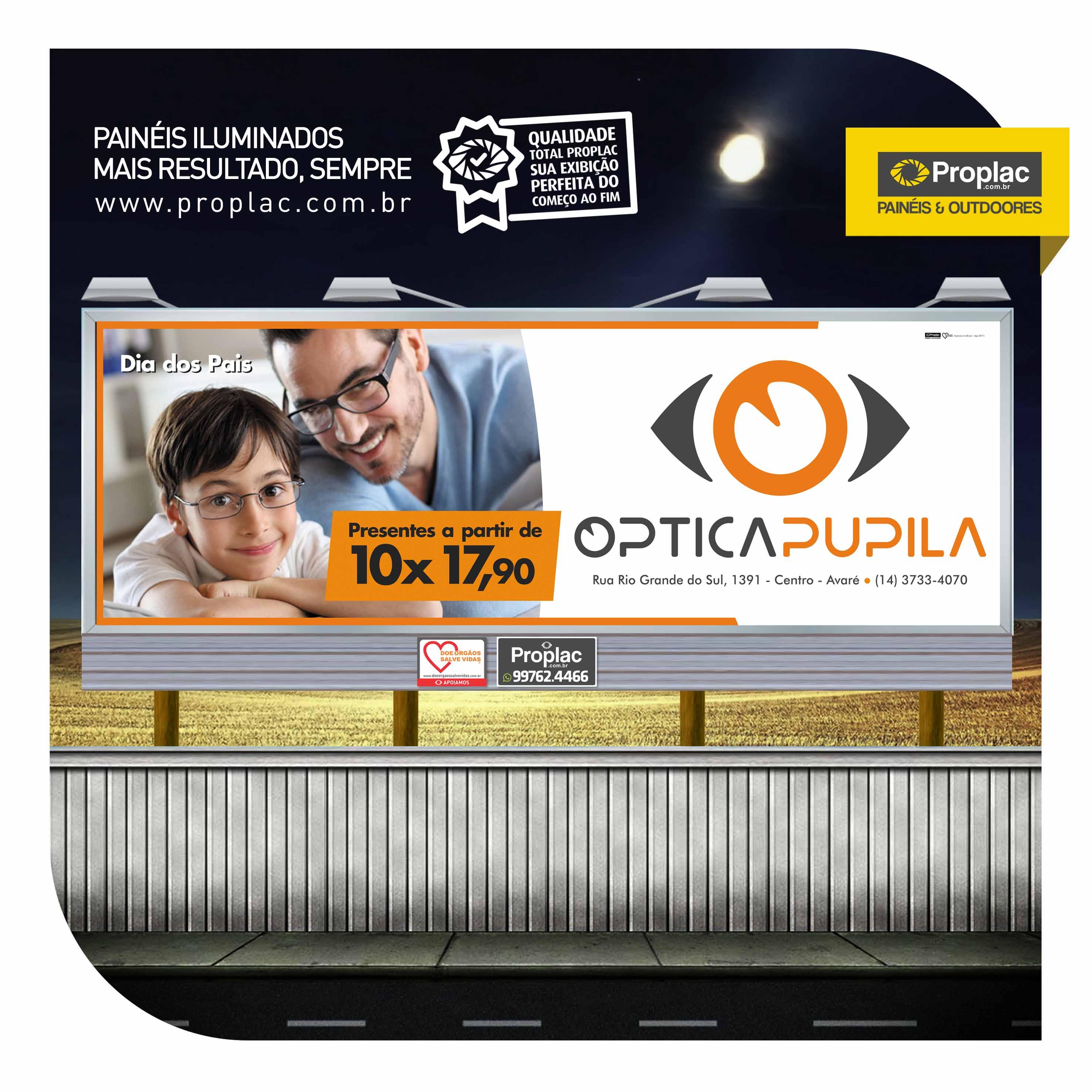 1bdbabd789ec1 Cliente  Óptica Pupila