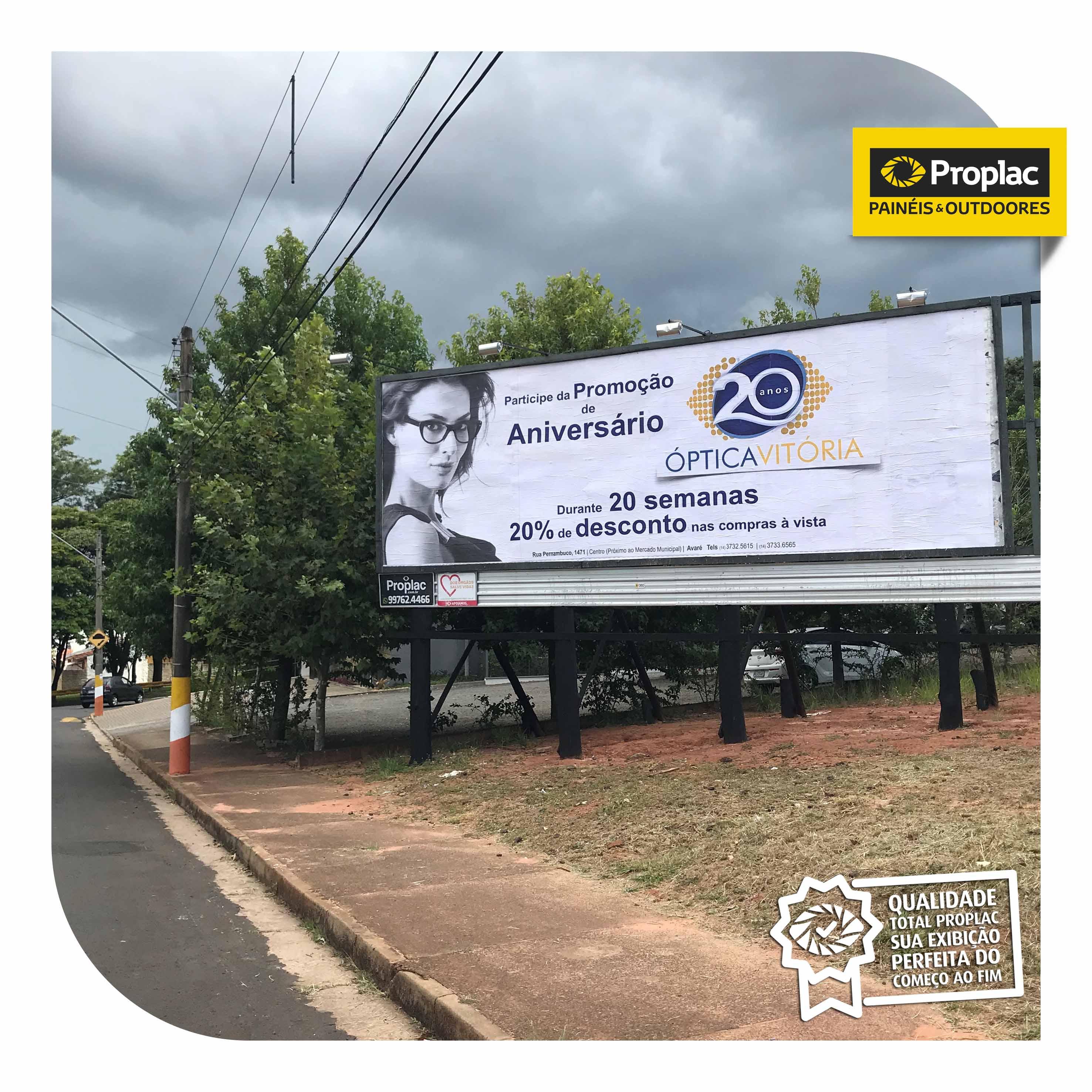 e0137604499db Óptica Vitória Rua Pernambuco, 1471 – Centro Avaré – SP- Brasil Tel (14)  3733.6565 www.facebook.com optica-vitoria
