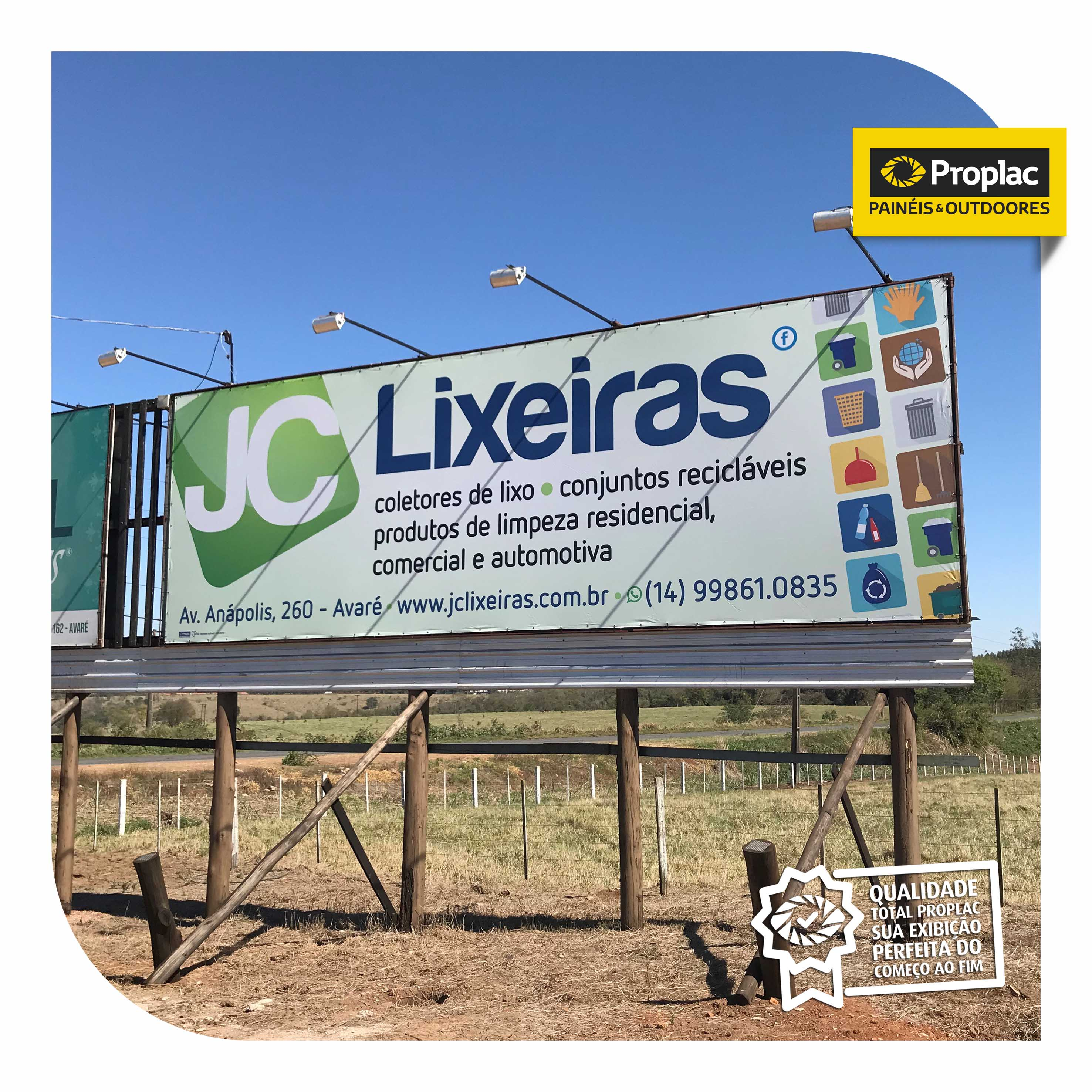 35f314417e6f1 Avaré – SP – Brasil Tel (14) 99861.0835 www.jclixeiras.com.br